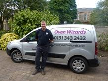 Oven cleaning company Edinburgh logo