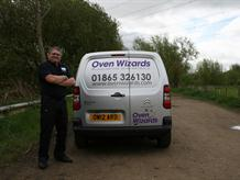 Oven cleaning company Oxford logo