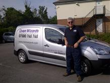 Oven cleaning company Manchester South logo