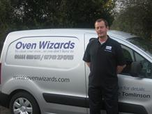 Oven cleaning company Tynedale and Newcastle logo