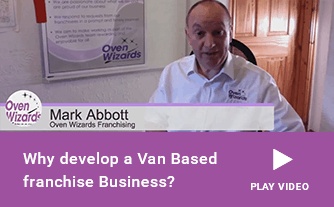Why develop a van-based Franchise business?